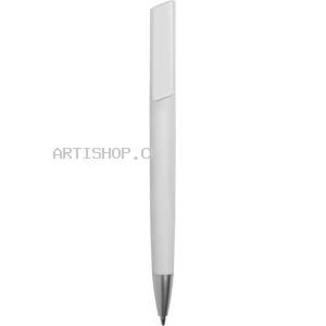 Bolígrafo Plastico Blanco