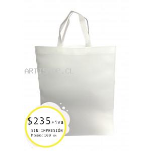 Bolsa TNT Plana 40 x 50 cm