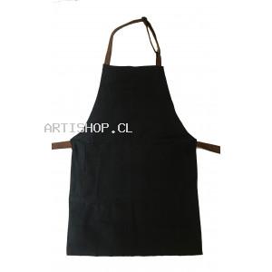 Pechera Cocina Mezclilla