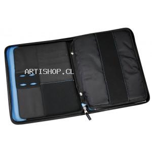 Portafolio  con Bolso Porta-Tablet.