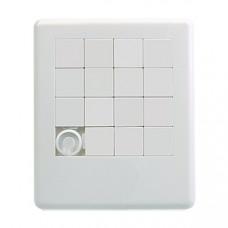 Mini-puzzle plástico