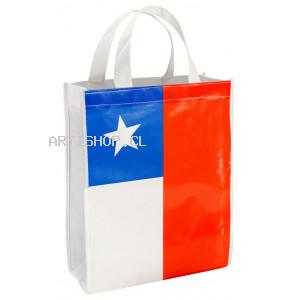 Bolsa TNT Bandera Chile Mediana