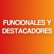 Funcionales y Destacadores (33)