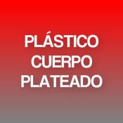 Plástico Cuerpo Plateado (9)