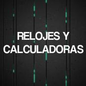 Relojes y Calculadoras (8)